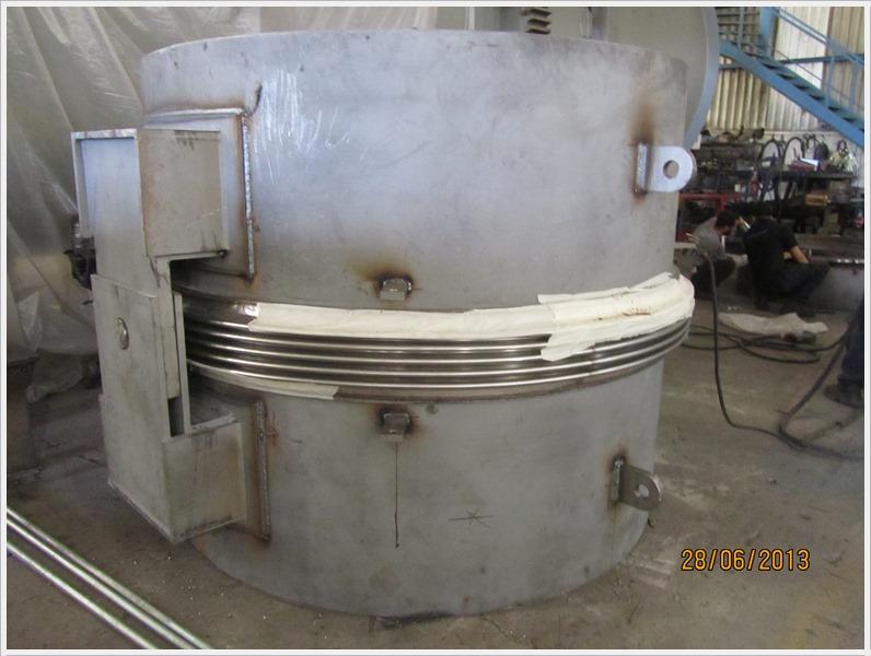 Demir Çelik Endüstrisi Açısal Kompansatörü
