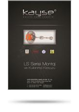 LS Serisi Montaj ve Kullanma Kılavuzu