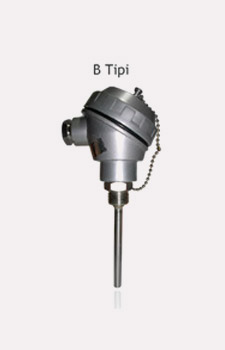 Pt100 Sıcaklık Sensörleri
